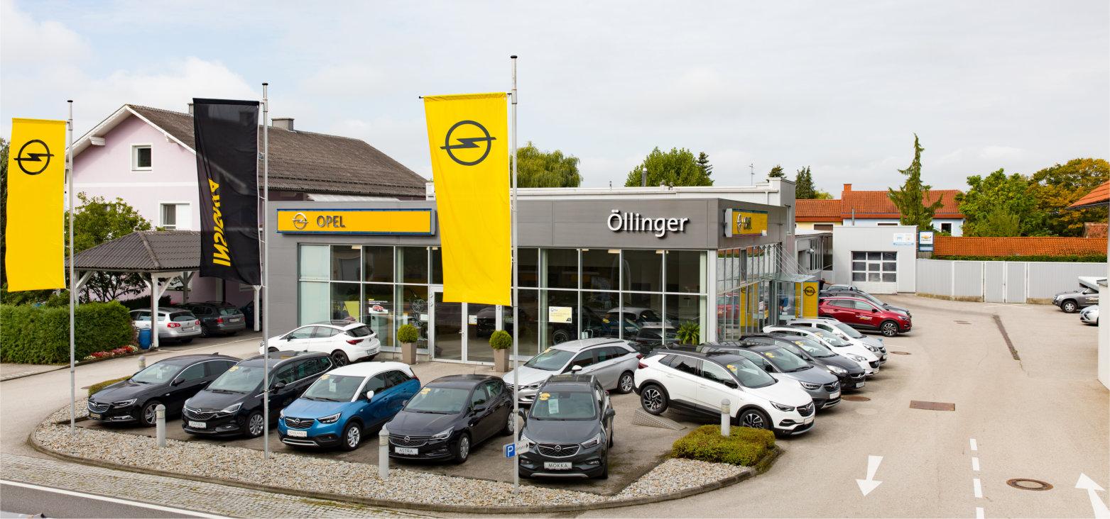 Startseite Autohaus Öllinger