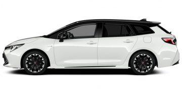 Toyota Corolla TS Hybrid