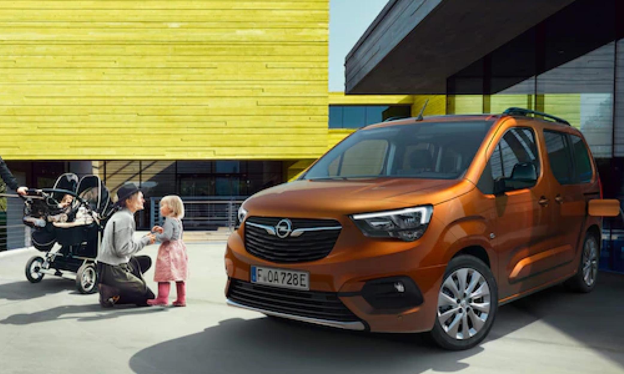 Die Opel e-Modelle ab € 179,- MTL.