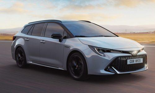 Toyota Corolla Hybrid  jetzt ab € 229,–* mtl