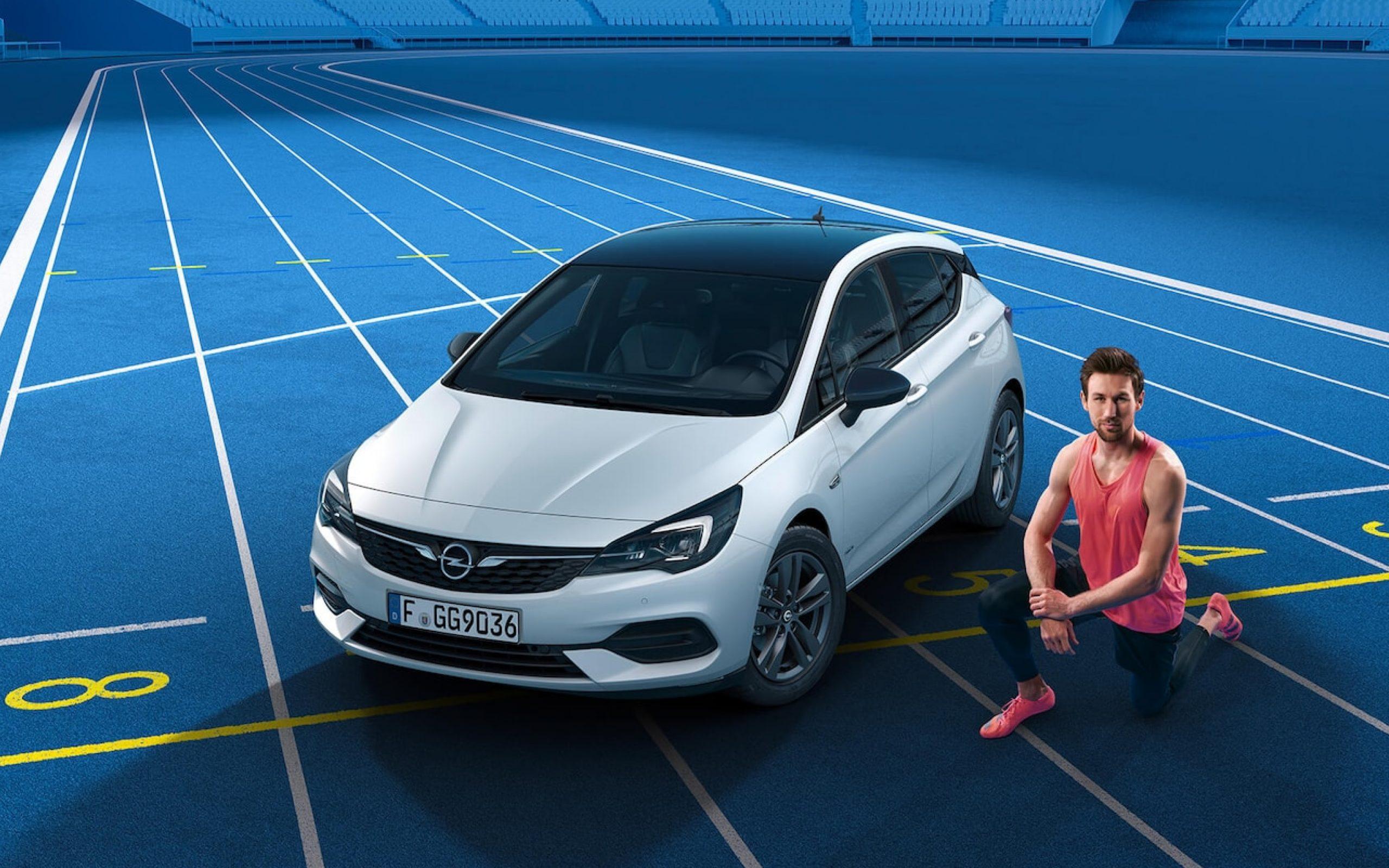 "Neue Opel Sondermodelle ""Design & Tech"""