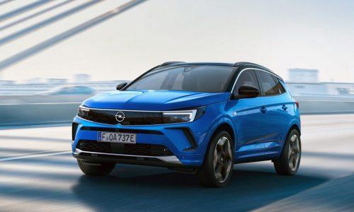 Neuer Opel Grandland