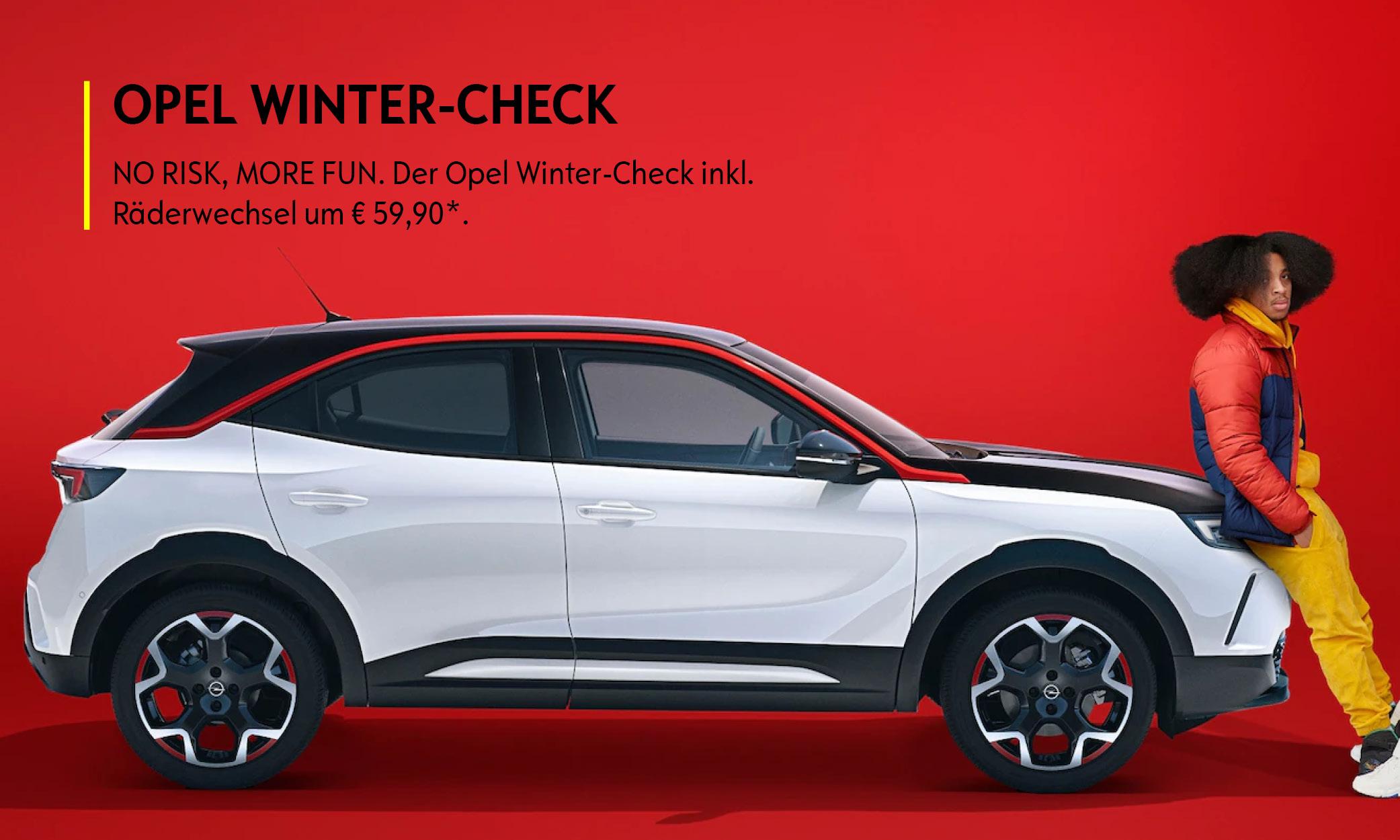 Opel Winter Check 2021